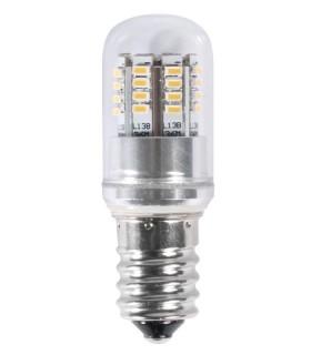 Lampadina a LED SMD zoccolo E14/E27 con copertura vetro dei LED