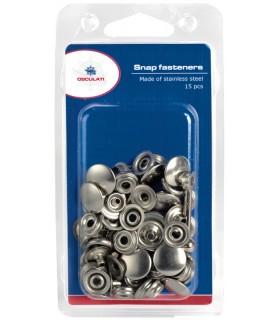 Bottoni in acciaio inox