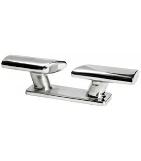 Passacavo/Bitta acciaio inox AISI 316 lucidato a specchio Scandinavian