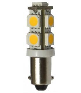 Lampadina LED per fanali, luci cortesia e luci di via zoccolo BA9S
