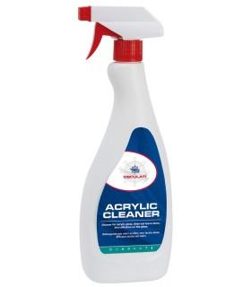 Acrylic cleaner - Detergente per vetri acrilici (policarbonato, plexiglass, ecc.)