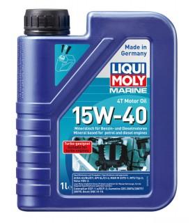 Marine 4T Motor Oil 15W-40