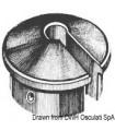 Profilo copri sartie e tenditori in alluminio anodizzato