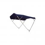Tendalini pieghevoli con struttura in acciaio inox AISI 316