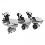 Accessori per thruster retraibili Lewmar per barche su PianetaNautica