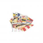 Bandiere barca, regata, pesca subacquea, codice internazionale e Gran Pavese su PianetaNautica