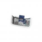 Porta oggetti da barca della Richter, con rete di protezione su Pianeta Nautica