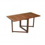 Tavoli e sedie in legno nautico teak della ARC per barca su PianetaNautica