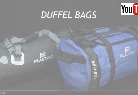 Plastimo Duffel Bags - i borsoni stagni